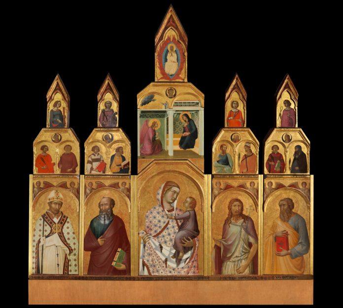 Il Polittico di Pietro Lorenzetti dopo il restauro