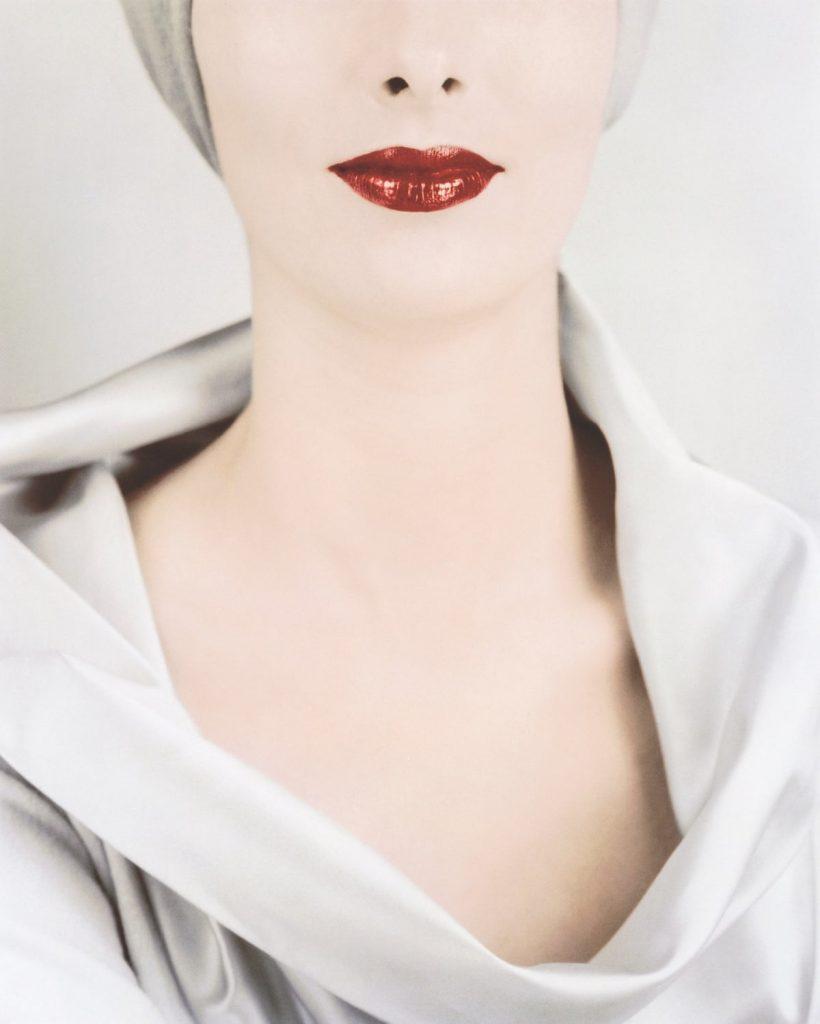 Erwin Blumenfeld Le Décolleté, Victoria von Hagen, for Vogue, New York, 1952