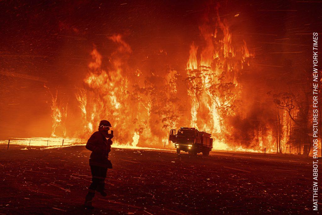 Matthew Abbott (Australia), Australia's Bushfire Crisis, © Matthew Abbott, Panos Pictures for The New York Times