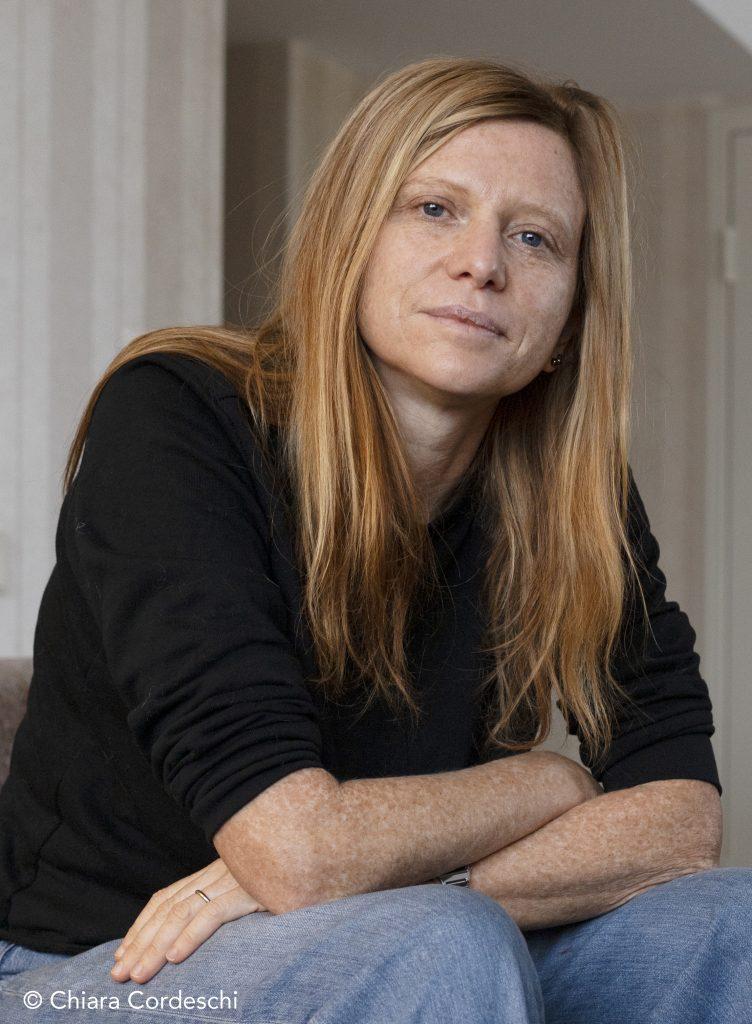 Susanna Nicchiarelli. Foto di Chiara Cordeschi