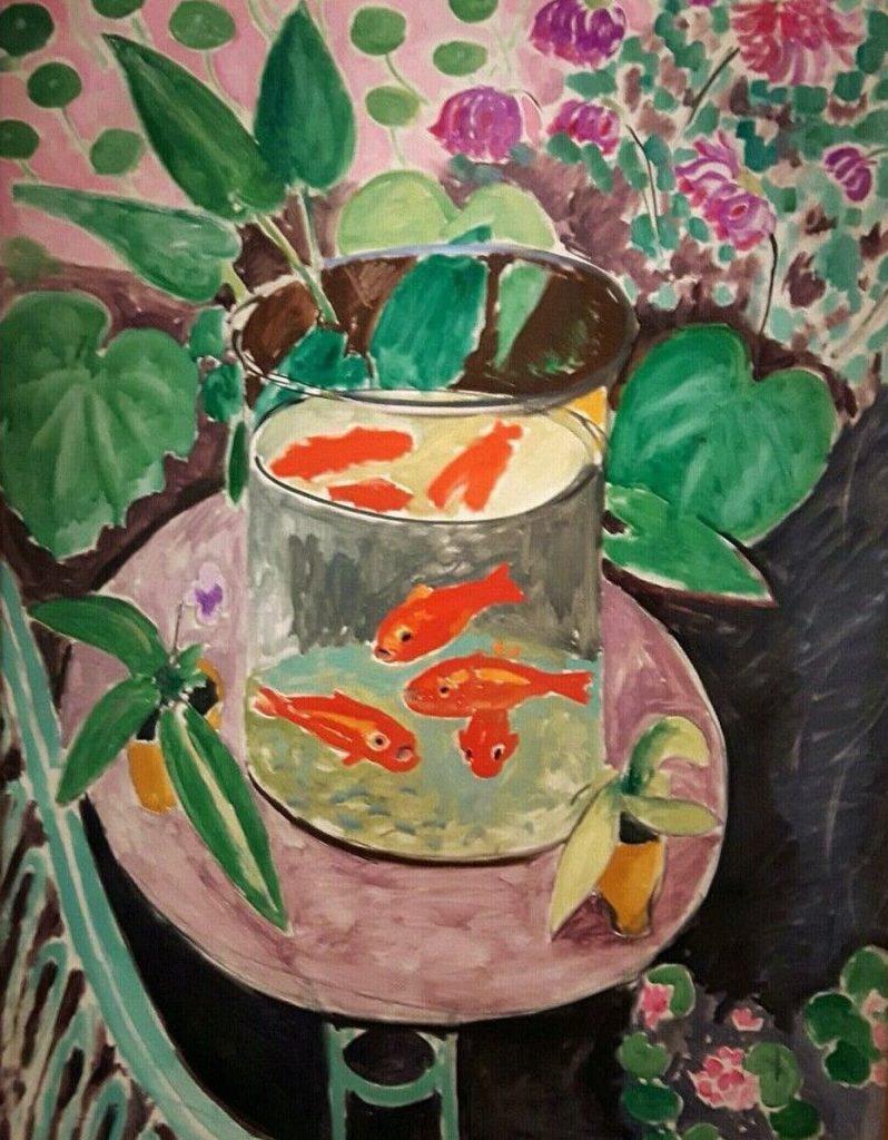 Henry Matisse, Pesci rossi