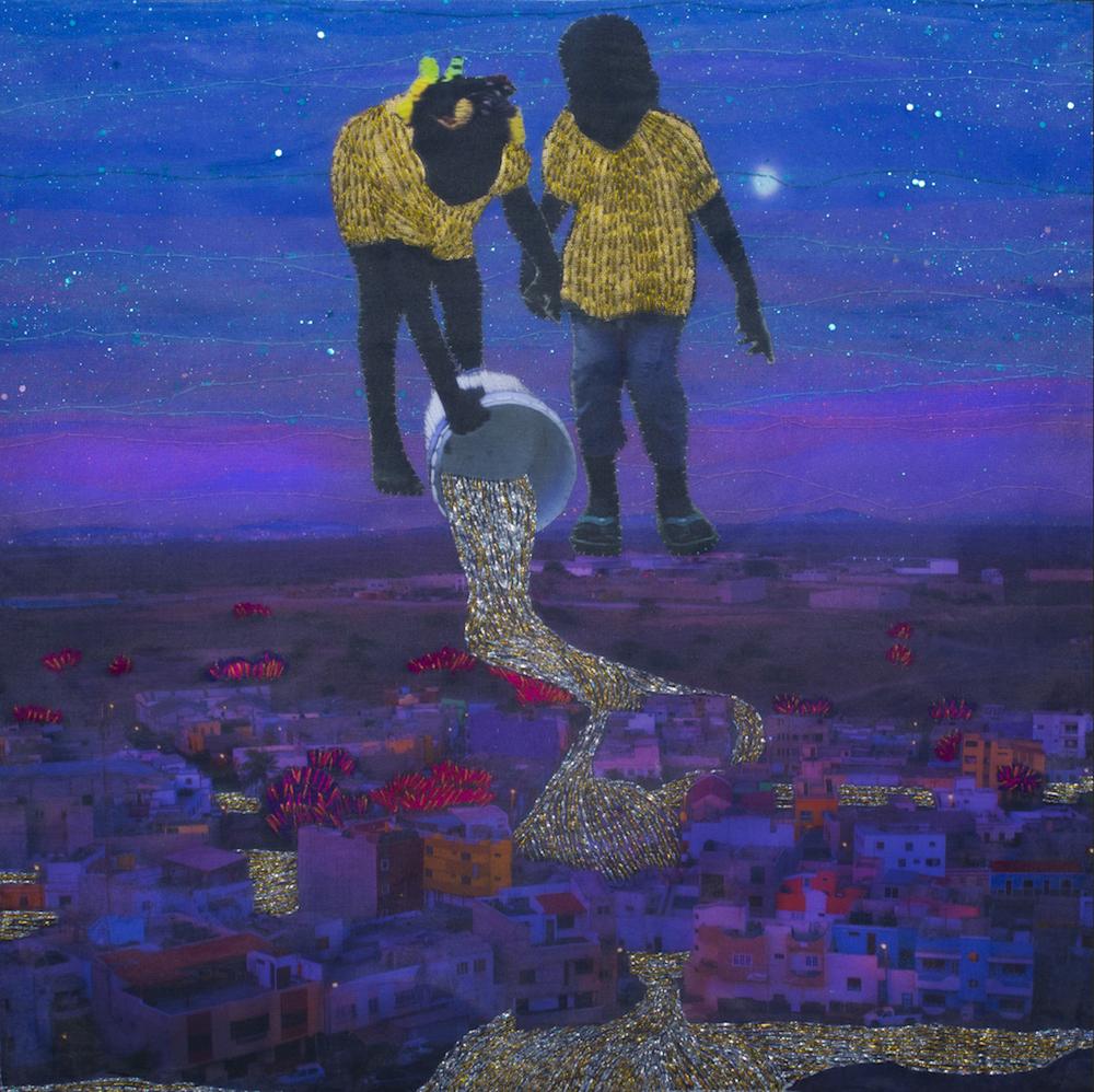 Good and plenty, Series Albahian, Joana Choumail, 2020