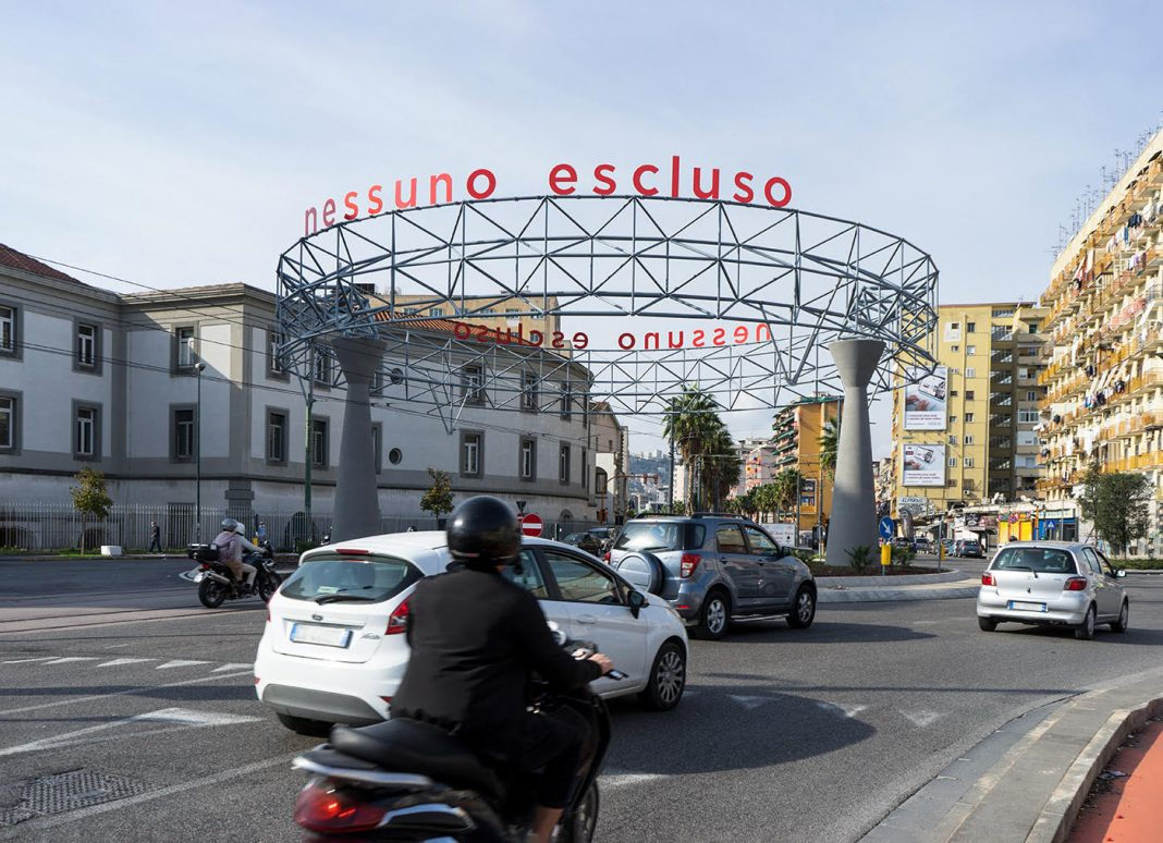 Bianco-Valente, Nessuno Escluso, Napoli 2020