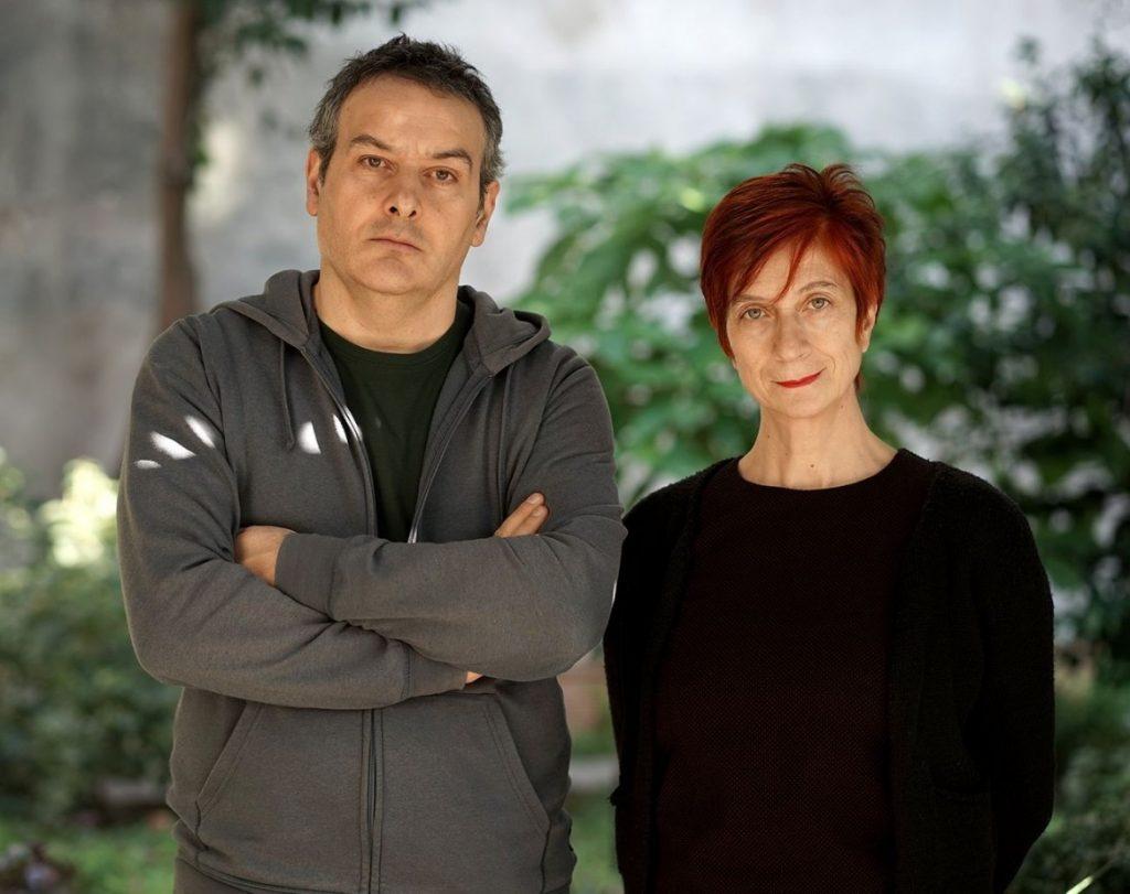 Giovanna Bianco e Pino Valente