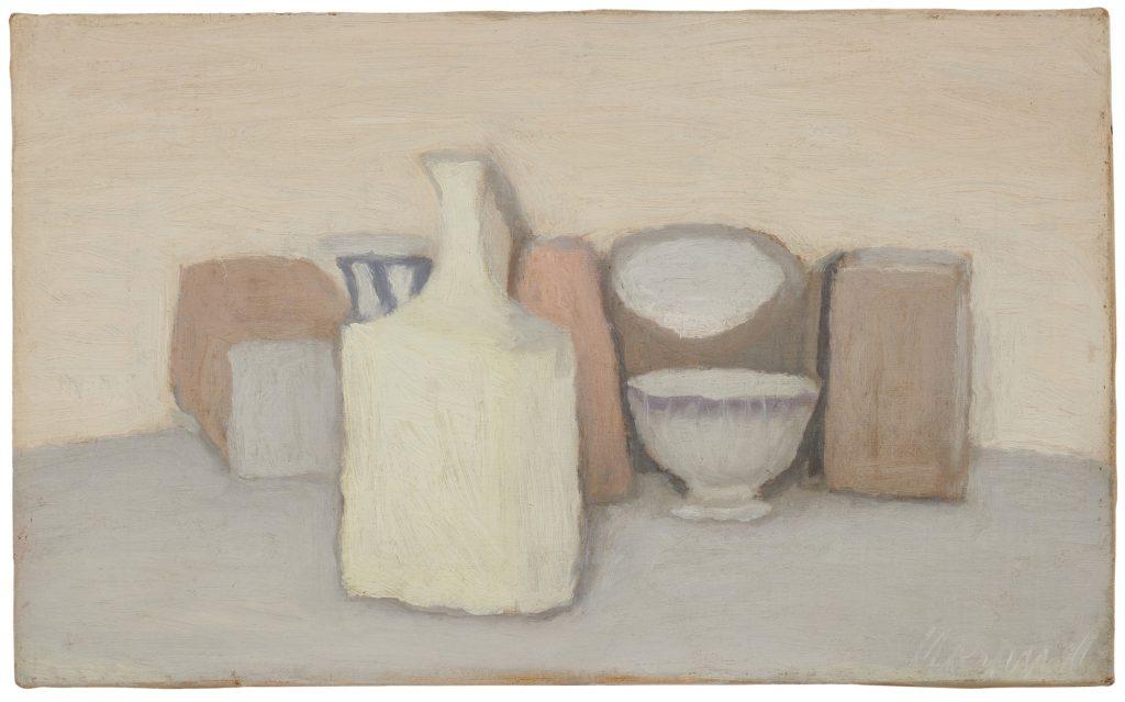 Giorgio Morandi, Natura morta (1946). Contemporary Art MilanSotheby's