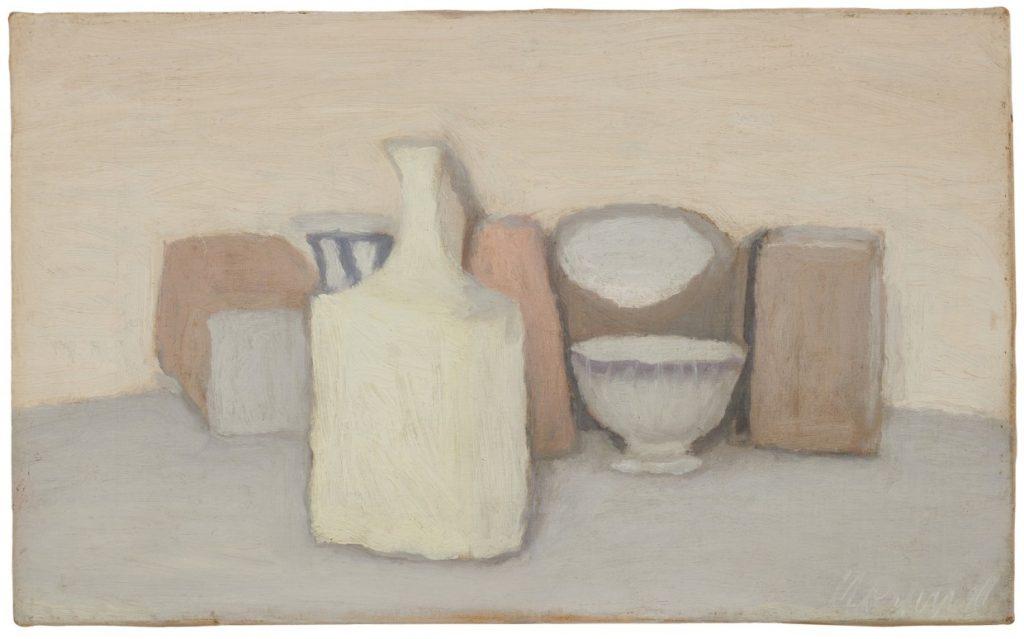Giorgio Morandi, Natura morta (1946). Contemporary Art Milan, Sotheby's