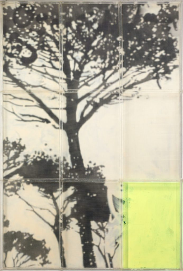 Schifano, Ossigeno ossigeno (1965). Contemporary Art Milan Sotheby's