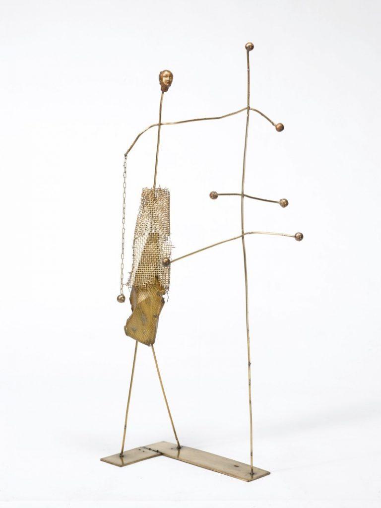 Fausto Melotti, La Strega (1967). contemporary Art Milan Sotheby's