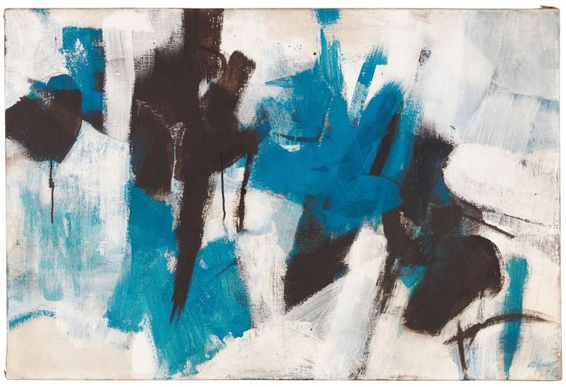 Afro, Viale delle Acacie (1958). Contemporary ArtSotheby's