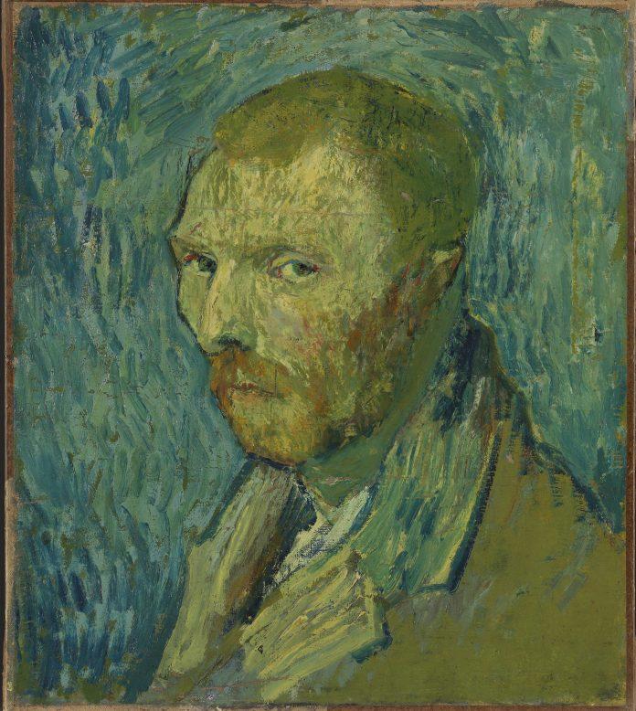 Vincent Van Gogh, Autoritratto (agosto 1890), Nasjonalmuseet, Oslo, Norvegia