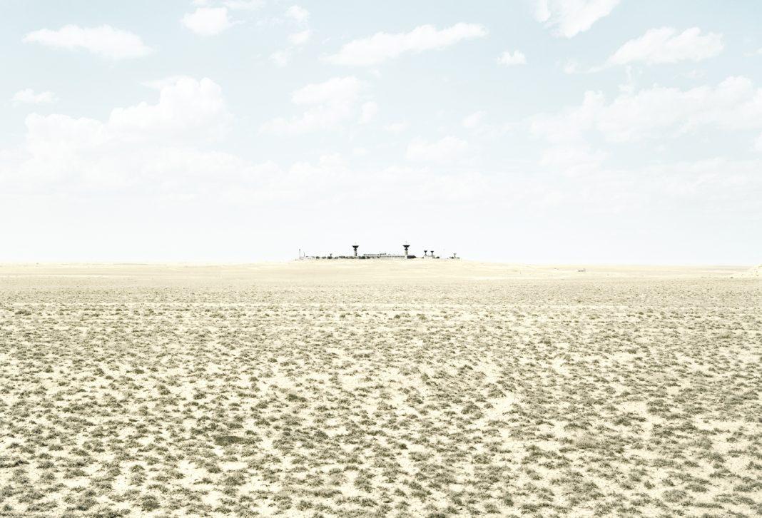 Francesco Jodice, What We Want, Baikonur, T56, 2008.