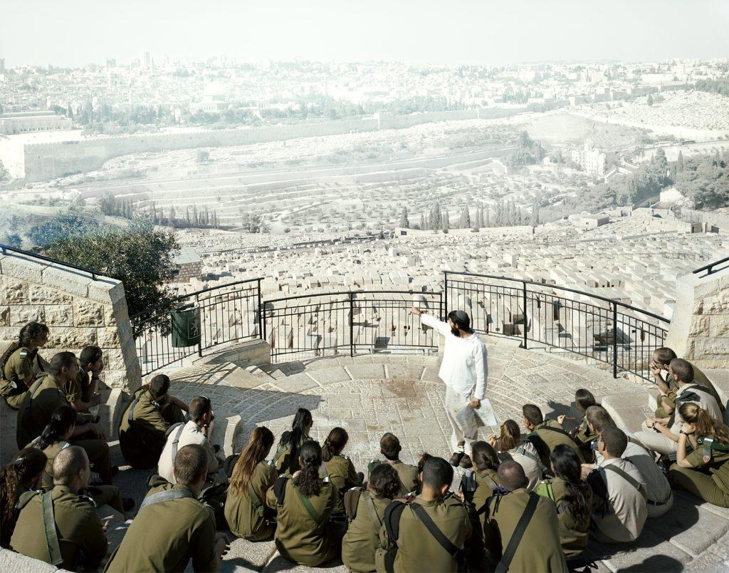 Francesco Jodice, What We Want, Jerusalem, R31, 2010