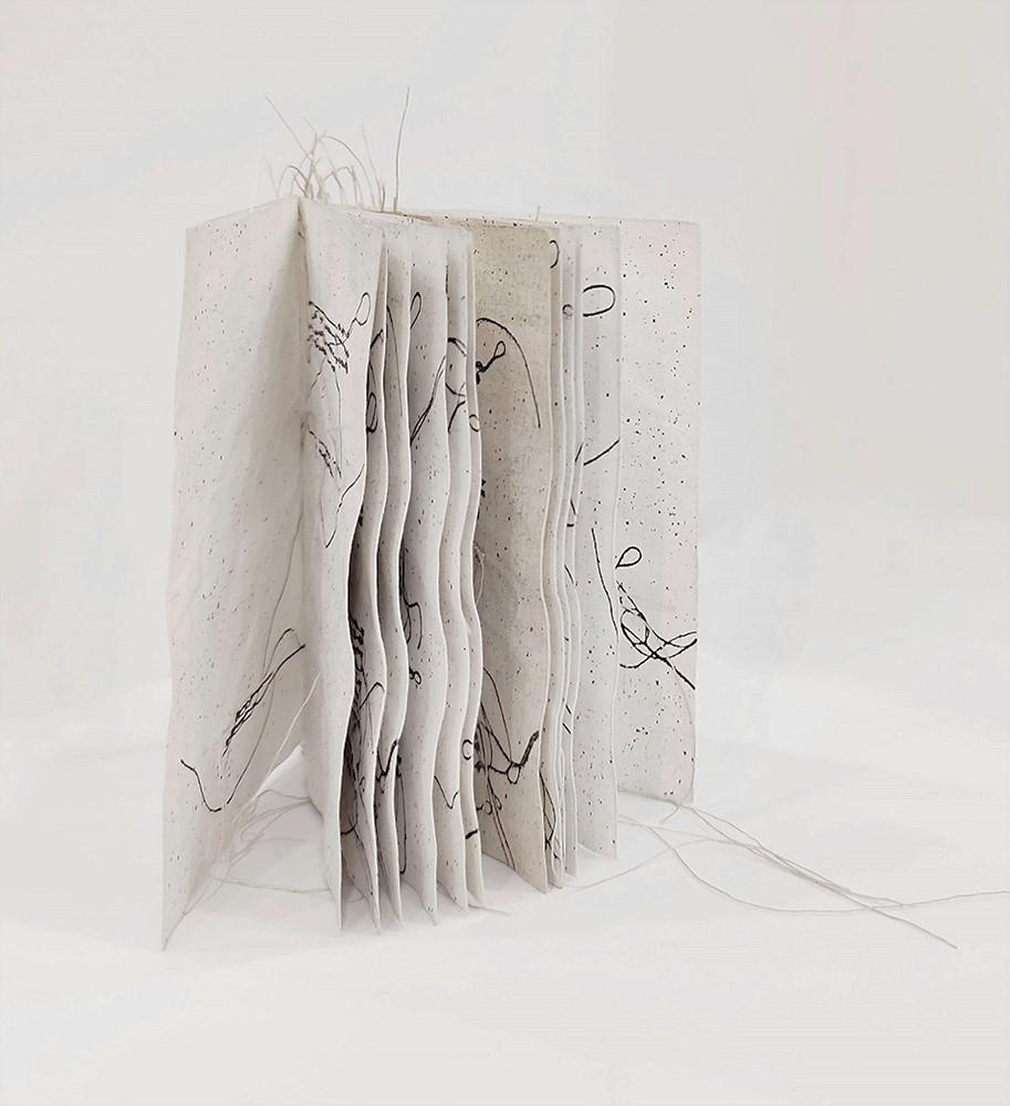 Maria Lai, Piccolo libro per Antonio (1989). Finarte contemporanea