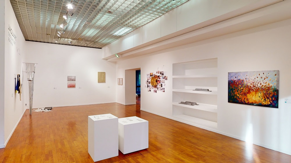Installation view GAM -Galleria Civica d'Arte Moderna e Contemporanea di Torino Photo courtesy: © Alessia Baranzini / Artland per Artissima e Jaguar Italia