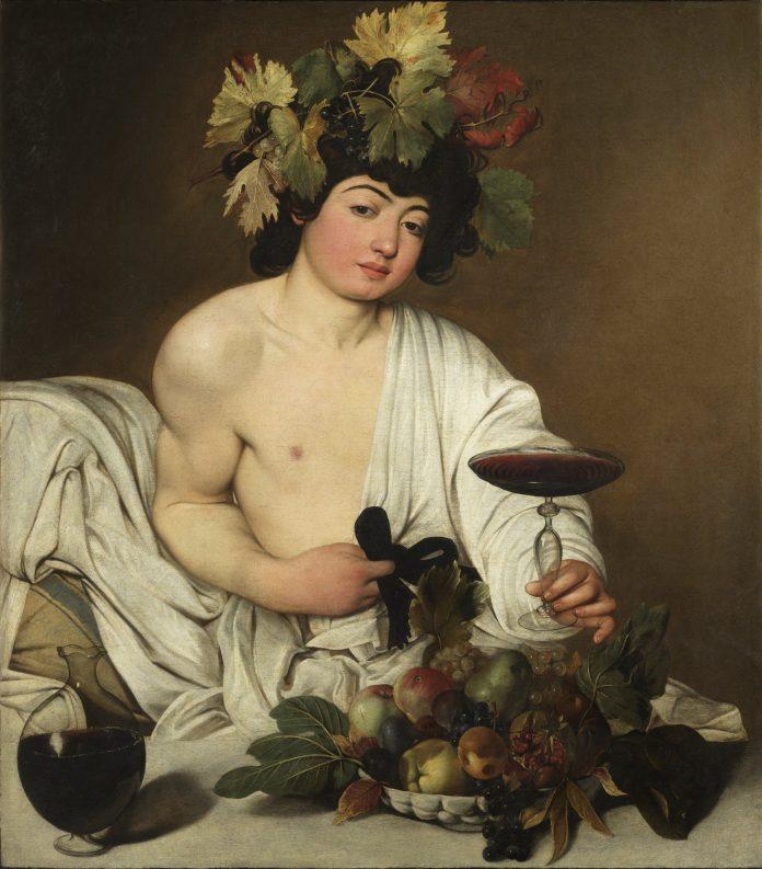 6. Michelangelo Merisi detto Caravaggio, Bacco