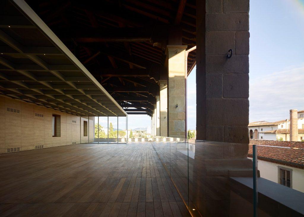 Ipostudio Architetti, Nuovo Museo degli Innocenti, Firenze. Foto Pietro Savorelli