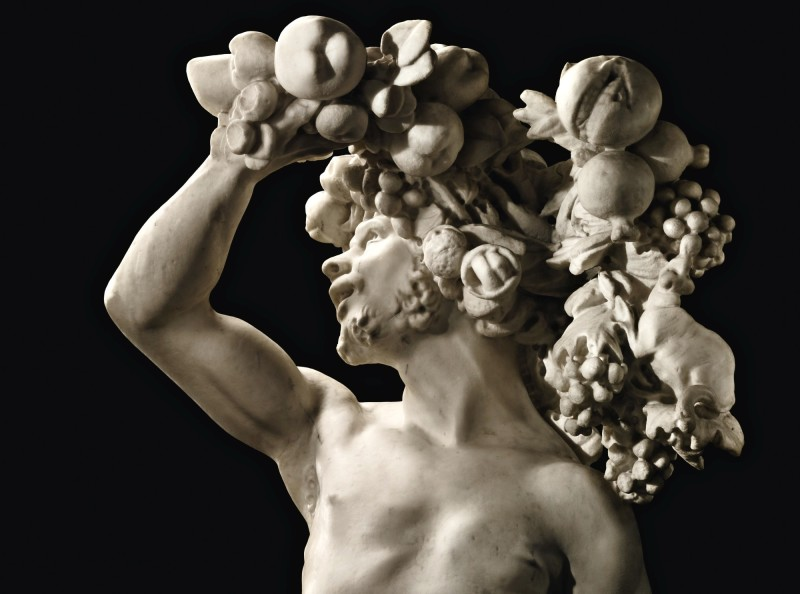 Pietro Bernini e Gian Lorenzo Bernini, Autunno, 1615-1618 circa. Sotheby's