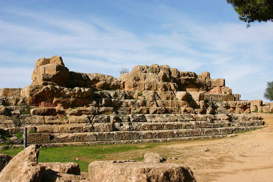 Restauri Valle dei Templi Agrigento