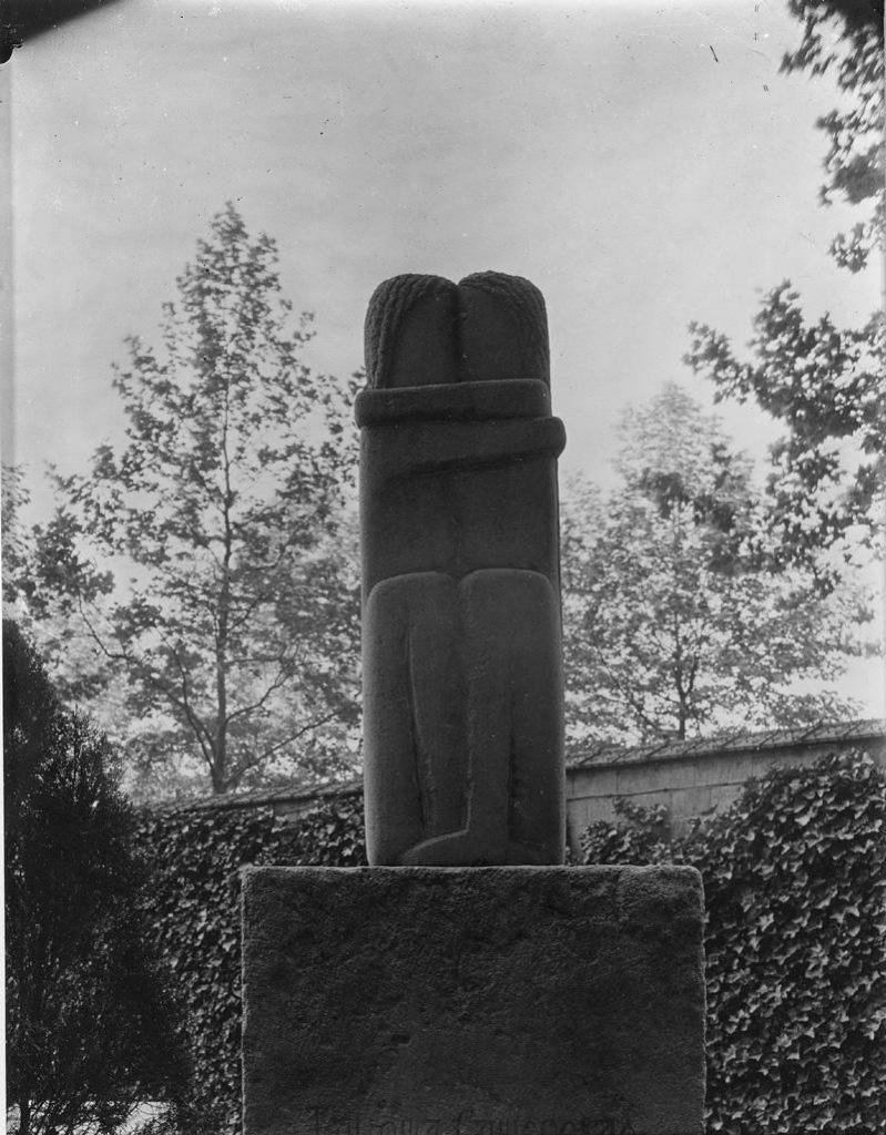 Brancusi, Il Bacio, 1910
