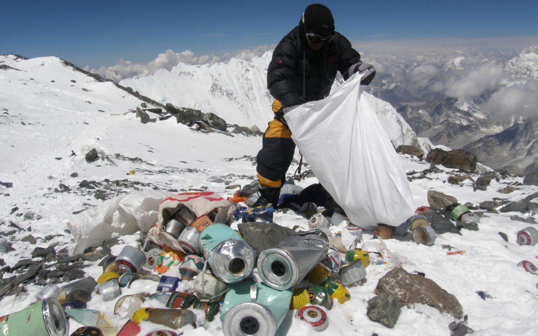 Rifiuti Everest Arte