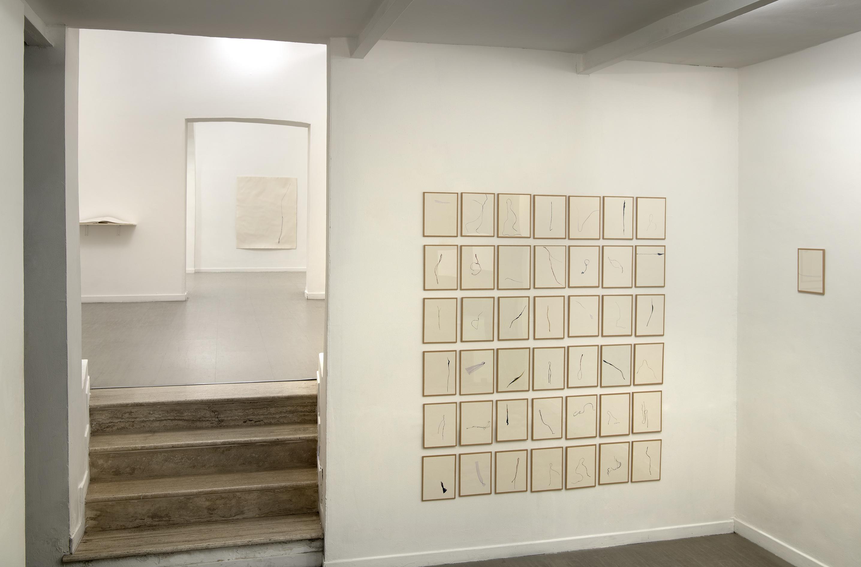 """Beatrice Pediconi, """"Diario di un tempo sospeso"""", 2020 (ph. Giorgio Benni)"""