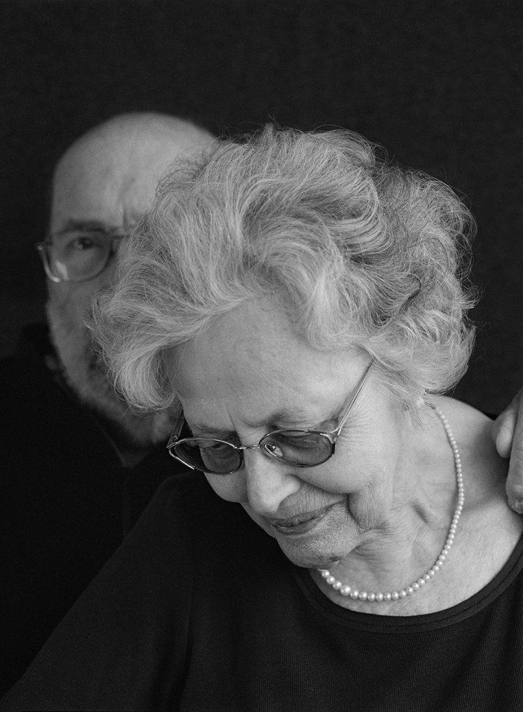 Loredana Nemes, La bellezza degli anziani, la bellezza dell'amore stesso - Astrid e Wolfgang - 83 e 87 anni.