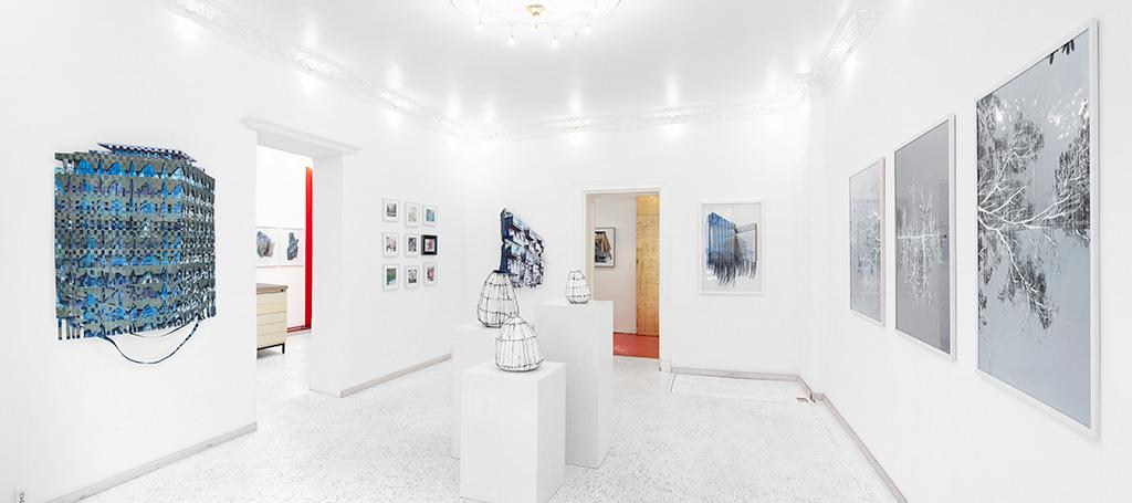 mostra su Marc Dittrich e Gisoo Kim alla Mianki Gallery di Berlino