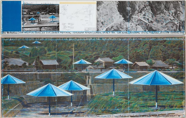 Sotheby's Christo Unwrapped