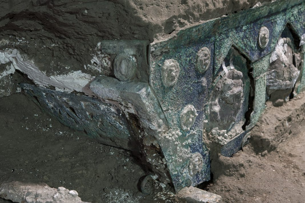 Carro Pompei