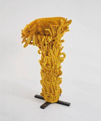 Yayoi Kusama, Pollen, 1986. ©Yayoi Kusama, Collection of Ota Fine Arts