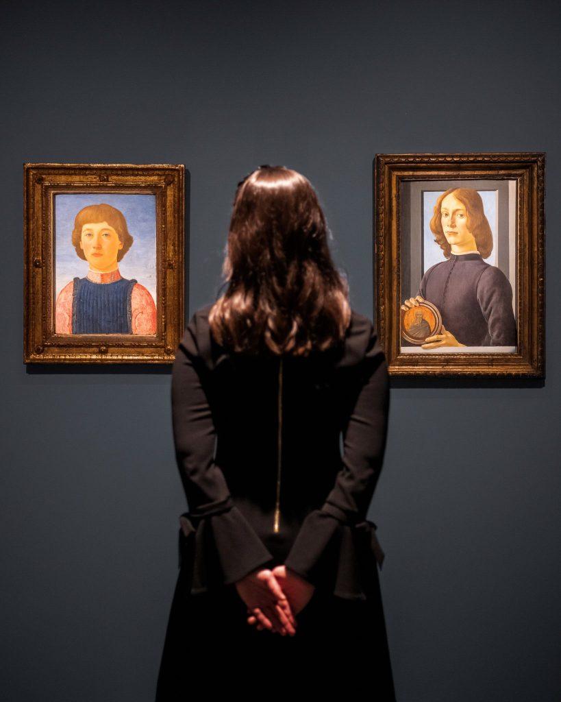 Sotheby's Pollaiolo Munch