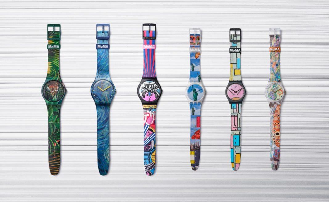 Swatch e MoMA
