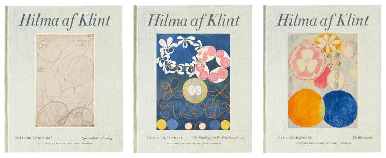 catalogo Hilma af Klint