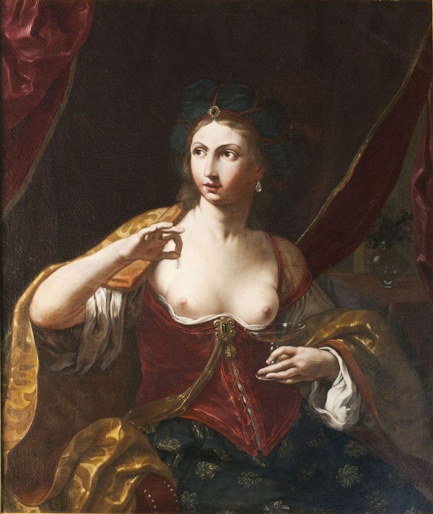Elisabetta Sirani, Cleopatra