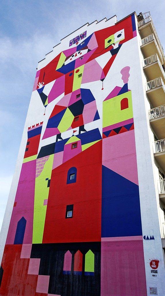 Torino Street art