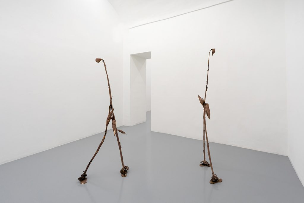4Luca Francesconi, Xenoestrogeno, 2021, bronzo, cm 175 x 52 x 30 cad., ph. Danilo Donzelli