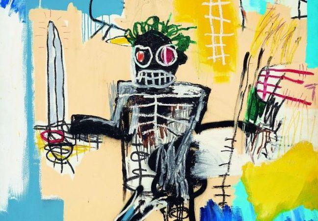 Christie's Basquiat