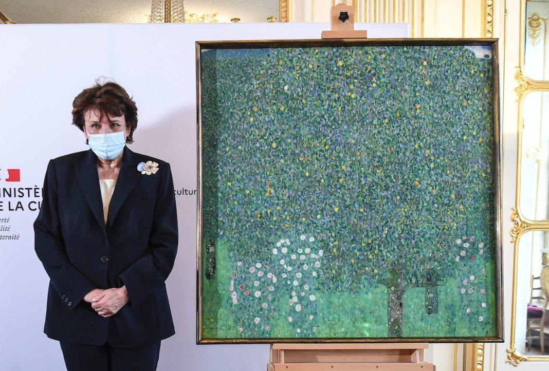 Dipinto Klimt Musée d'Orsay