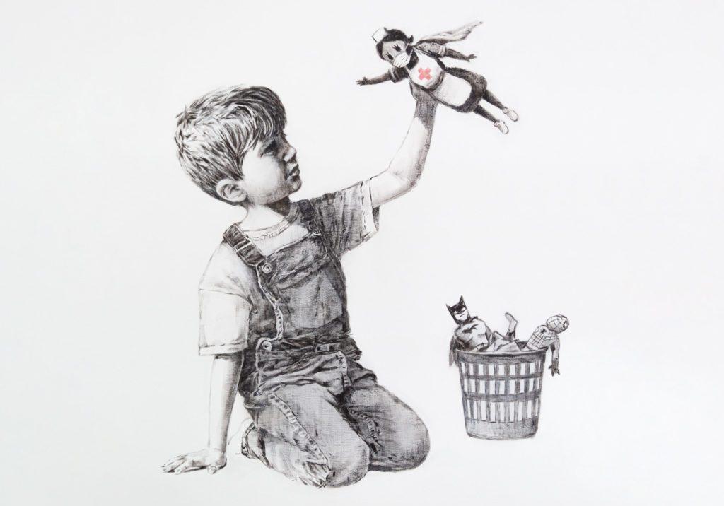 Banksy Christie's