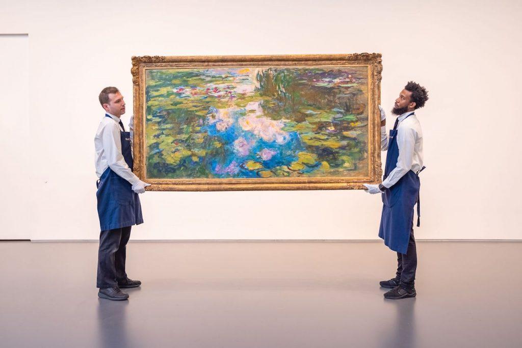 Sotheby's Monet