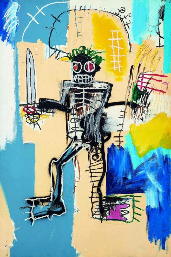 Basquiat Giammetti