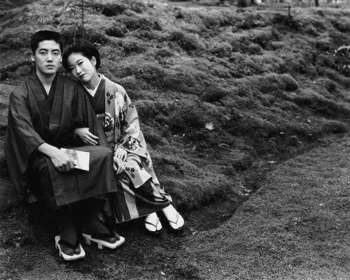 Nobuyoshi Araki, KARUIZAWA SUICIDE, 1996 B/W print 32.9 x 48.3 cm courtesy Artspace AM, Tokyo