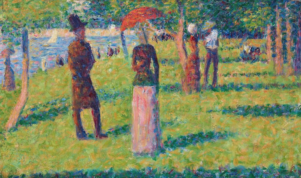 Christie's Seurat