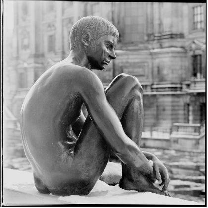 """Knabe"" (Wilfried Fitzenreiter1988) Berlin, 2021 Silver Gelatin Print, Edition of 5"