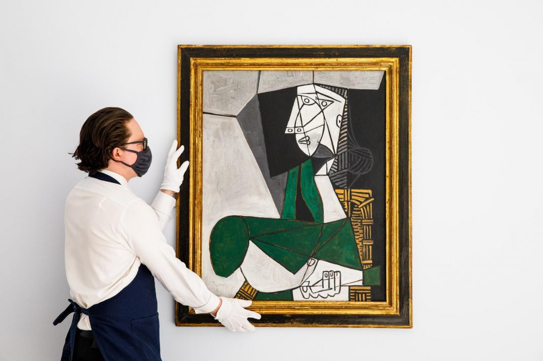 Picasso sotheby's