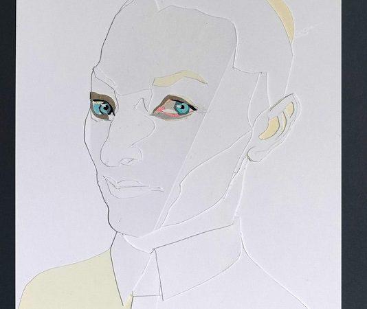 Francesco Merletti – Bianca su bianco