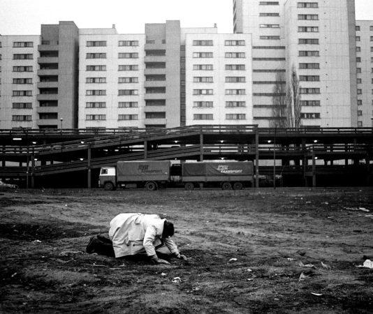Zeitwirdknapp / Non c'è più tempo. Retrospektive 1977–2019 – Fotografie di Miron Zownir