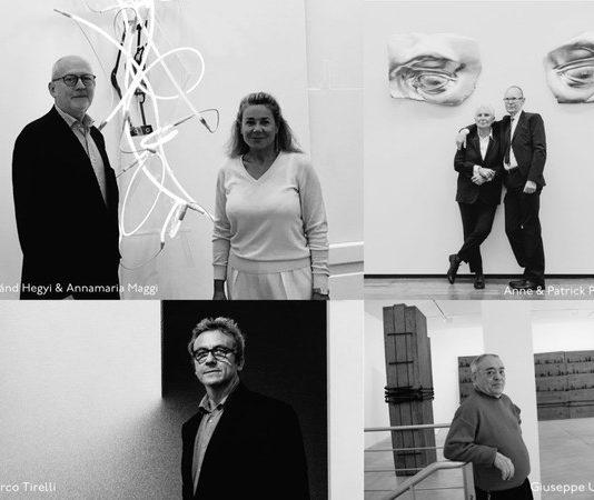 Anne & Patrick Poirier / Marco Tirelli / Giuseppe Uncini – Architettura – Spazialità – Artefatto