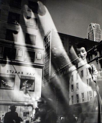"""Lisette Model, """"Reflections"""", New York, 1939-1945."""
