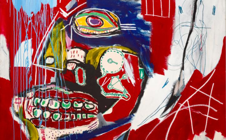 Basquiat christie's